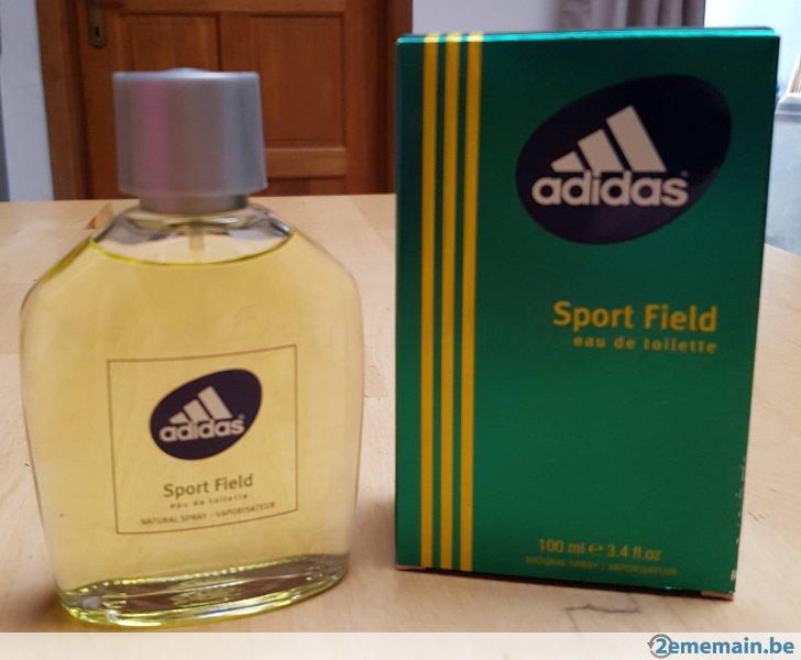 Toilette Eau De Tasapisitargemaks eu Adidas Sport Field qzSUMVp
