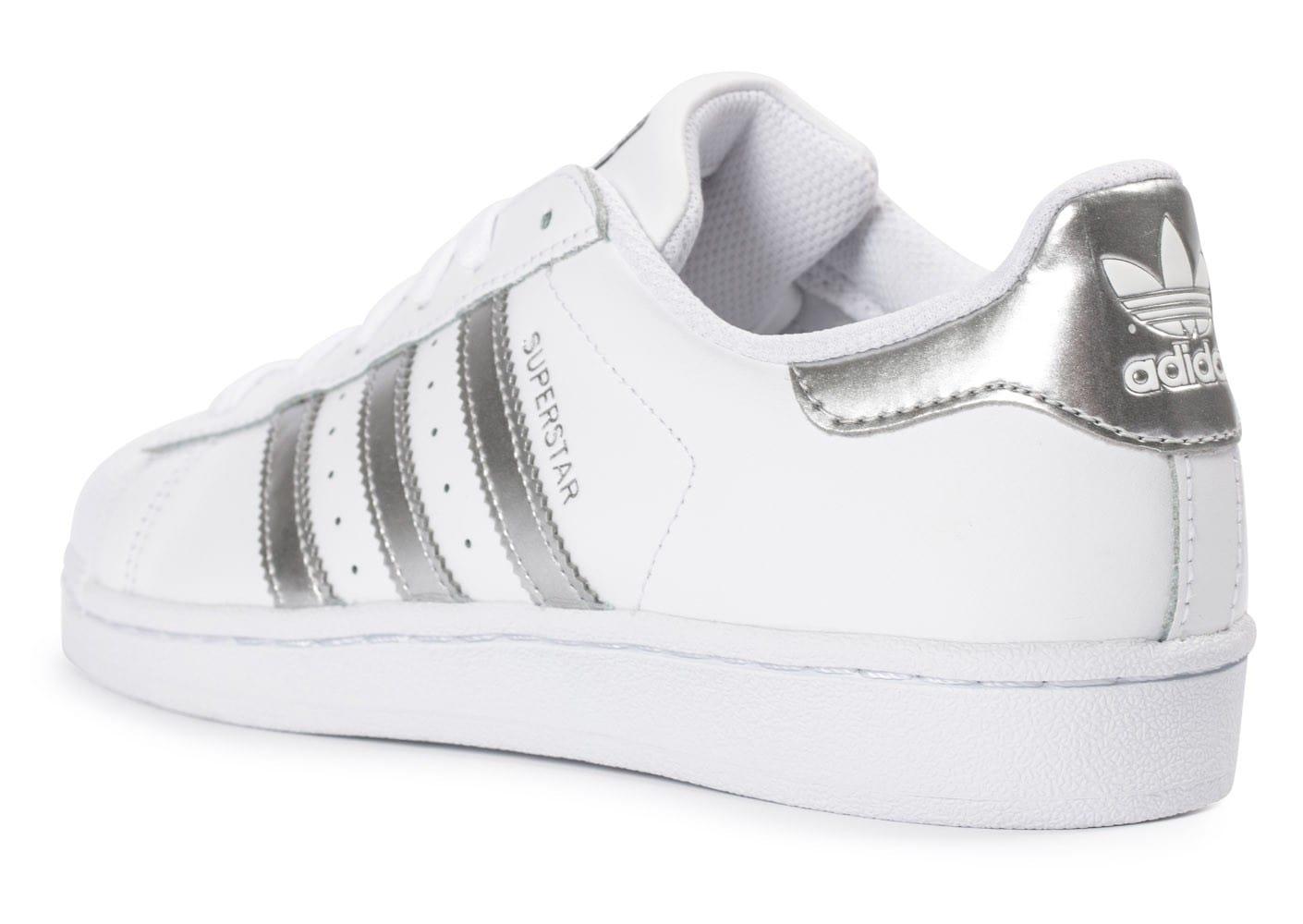 revendeur 2a760 11302 adidas superstar blanc argente - www.tasapisitargemaks.eu