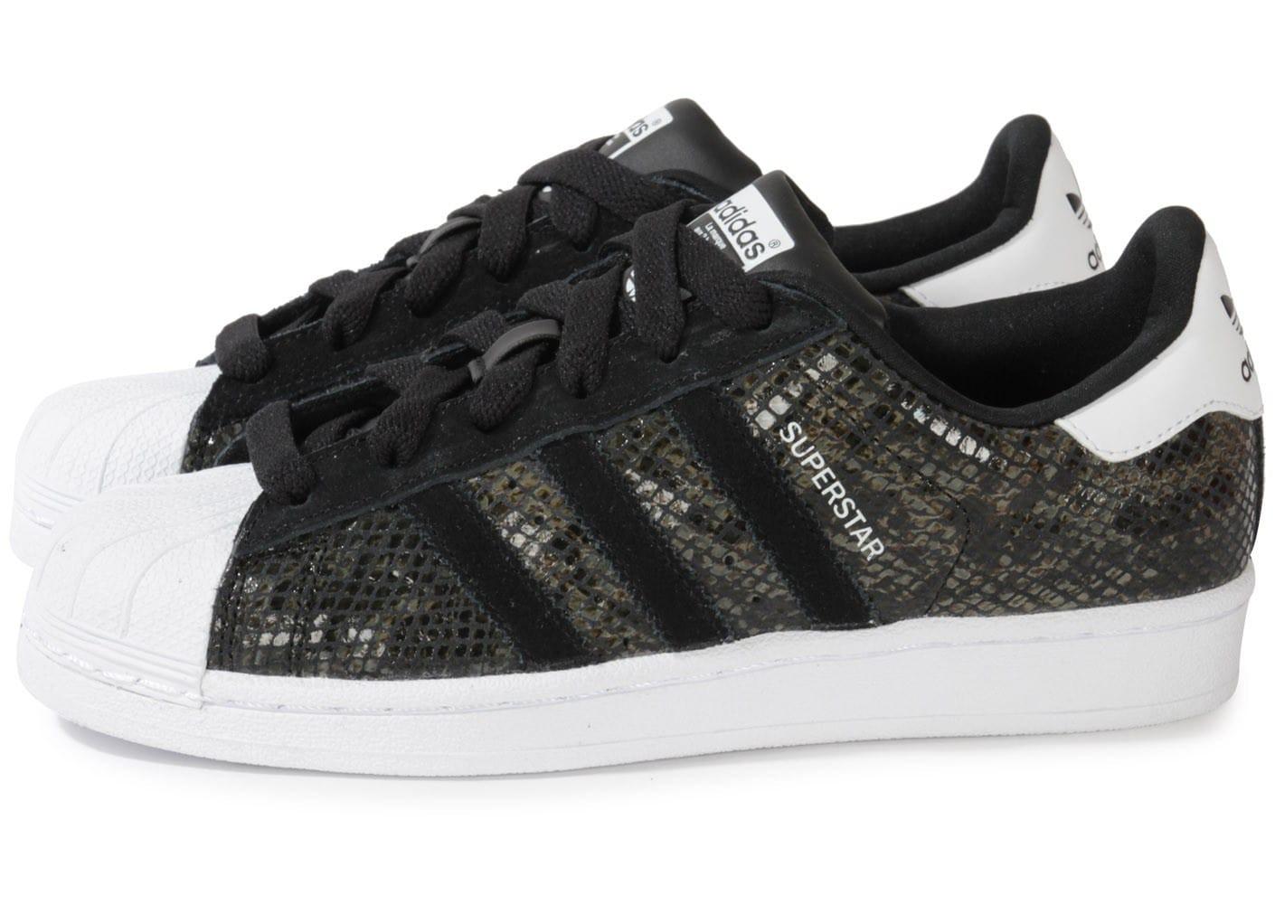 plus récent 230e6 5ab9f adidas superstar femme noir serpent - www.tasapisitargemaks.eu