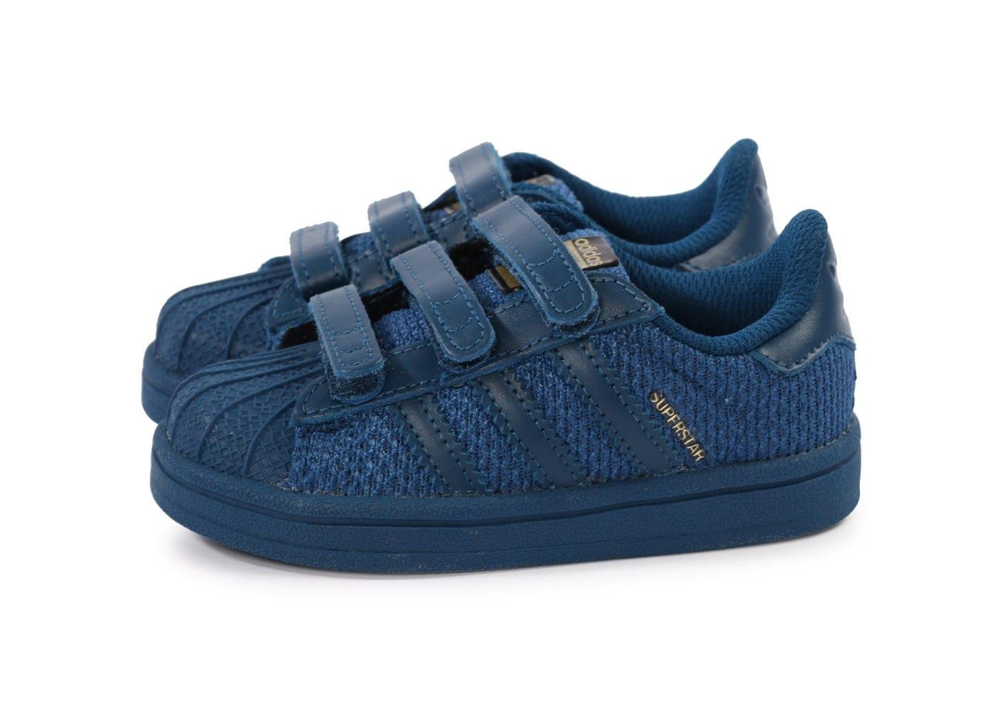 meilleur authentique cfaac 8f3ac adidas superstar nylon bleu - www.tasapisitargemaks.eu